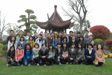 清明,上海应用技术学院,缅怀烈士,海湾园