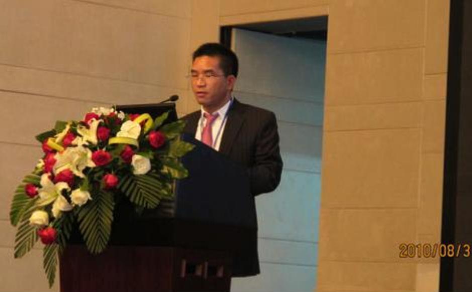 袁永林,古林人文纪念园,中国殡葬协会公墓会员年会